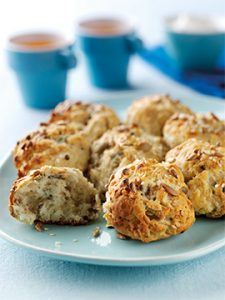 Tear 'N' Share Seeded Cheese Scone Recipe